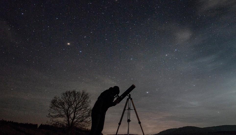 Pic of night sky