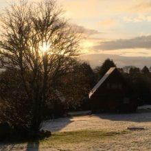pic: Snow on lodges