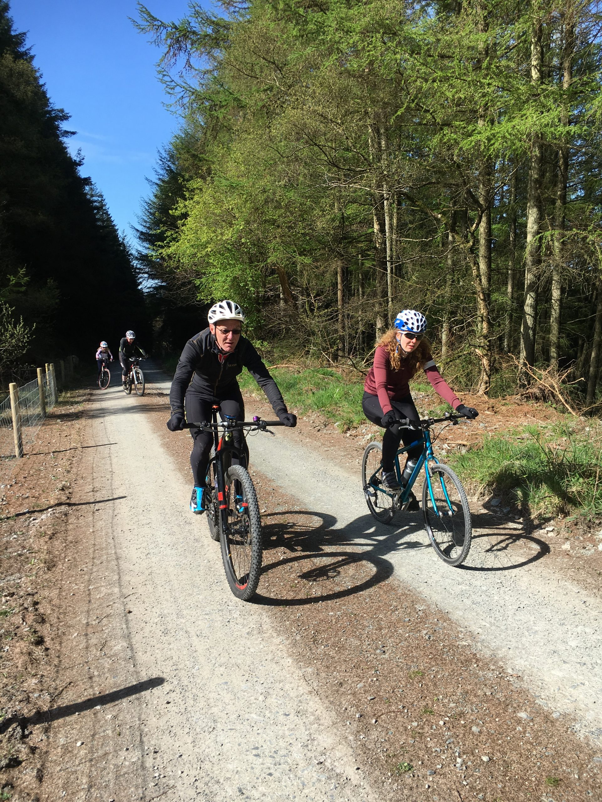 Free MTB hire for father's day